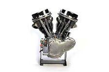 """Replica 1948-1965 Harley Davidson FL Panhead 88"""" Long Block Engine Motor"""