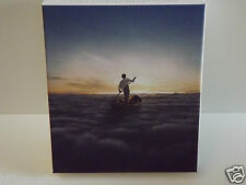 "PINK FLOYD ""THE ENDLESS RIVER"" CD E DVD BLURAY COFANETTO"