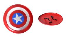 Kids 30cm Captain America Shield Costume Accessory Toy Superhero Avengers