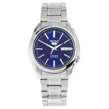 Seiko 5 Automatic Blue Dial Stainless Steel Men's Watch SNKL43K1 RRP £169