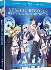 Akashic Record Of Bastard Magic Instructor: The Complete Series [New Blu-ray]