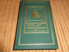 Easton Press Anne of Green Gables Limited Edition in Slipcase Sealed