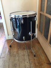 Sonor Drum 503 Floor tom inc legs Black USED