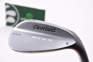 Cleveland RTX-3 Lob Wedge / 58 Degree / Wedge Flex Dynamic Gold / CLWRTX5724
