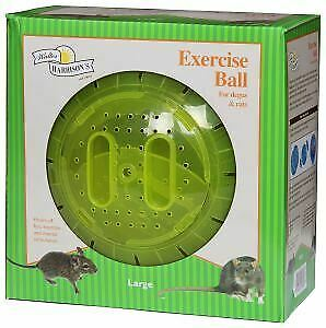 Harrisons Small Animal Exercise Ball Large 25cm - 46028
