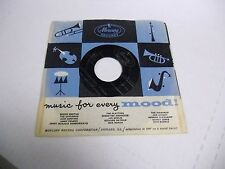 "Clebanoff Strings Lucy's Theme ""Farrish""/""By Love"" 45 RPM Mercury Records VG+"