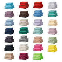 Egyptian Cotton 100%Luxury Towels Set  Bath Sheet Hand Face Large Soft Thick