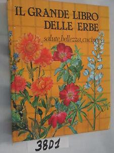 IL GRANDE LIBRO DELLE ERBE (38D1)