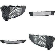 MB1036116 Bumper Cover Grille for 07-13 Mercedes-Benz S65 AMG Center