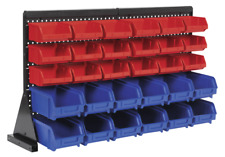 Sealey TPS1218 Bin Storage System Bench Mounting 30 Bins SWS21