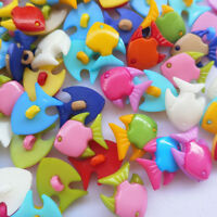 10//50//100pcs Plastic Duck Button Sewing Buttons Rhinestone Craft 20mm
