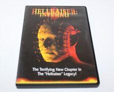 Hellraiser Inferno DVD The Terrifying New Chapter In The Hellraiser Legacy