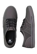 Macbeth Langley Skate Shoes Grey / Grey Vegan Footwear sizes UK 4-13