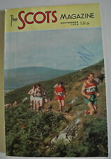 The Scots Magazine. Vol. 97, No. 6. September, 1972. Thoughts of an Outdoor Man.