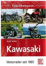 Buch Typenkompass Kawasaki Motorräder seit 1965 Andi Seiler