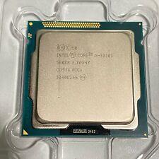 Intel Core i5-3330S 2.70GHz Quad-Core CPU Processor SR0RR LGA1155 Socket