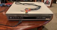 Sony SLV-D100 DVD VCR Combo Player Hi-Fi Stereo VHS Recorder No Remote Tested
