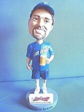 PRO ANDY KAYE 7 inch BASEBALL BOBBLEHEAD  LAS VEGAS RARE BUDWEISER SPECIAL ITEM