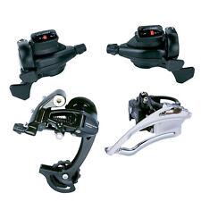 microSHIFT TS70-7 Triple MTB 3x7 Speed Group Set Derailleur Shifter For Shimano