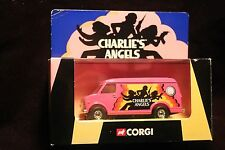 Charlie's Angels Die Cast Van Corgi 1/34 Mint In Box