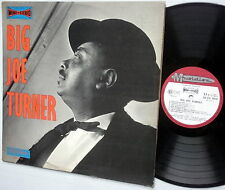 BIG JOE TURNER selftitled French MUSIDISC Pete Johnson Don Byas Frankie Newton