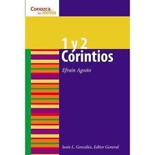 1 y 2 Corintios by Efrain Agosto (2008, Paperback)