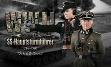 DRAGON IN DREAMS DID 1/6 WW II GERMAN MICHAEL WITTMANN  HAUPTSTURMFUHRER 1914-44