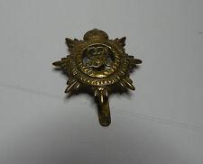 1918-37 GeorgeV Royal Army Service Corp cap badge b2