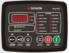 DATAKOM DKG-207 GENERATOR AUTOMATIC MAINS FAILURE CONTROL PANEL (AMF)