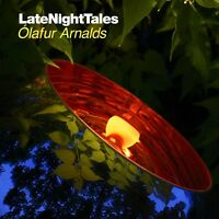 OLAFUR ARNALDS - LATE NIGHT TALES (CD+MP3)   CD NEW