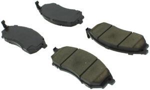 Disc Brake Pad Set Front Centric 105.08880