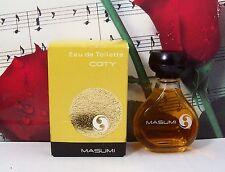 Masumi EDT 1.5 Oz. By Coty. Vintage