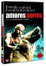 Amores Perros (2000) Alejandro G. Iñárritu, Emilio Echevarría / Dvd, New