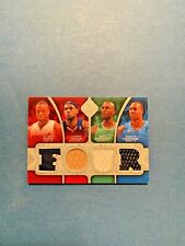 2009-10 UD SP GU WADE- LEBRON JAMES -GARNETT- HOWARD- SIX SWATCHES 19/99