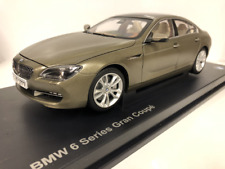 BMW 650I F06 GT Coupe Frozen Bronze 1:18 Scale Paragon 2218742