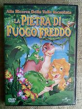 Alla ricerca della valle incantata n.7 - La Pietra di Fuoco Freddo - DVD