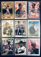 Barry Bonds 1980's - 2000's Misc Card Lot
