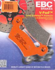 EBC BRAKE PADS V-SERIES FA473V MC Can-Am