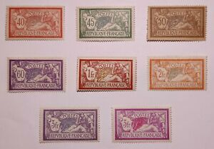 France Merson collection Lightly Mounted Mint.€350.Nice range.Perfs as photos