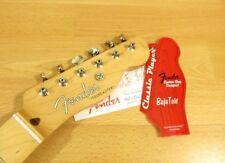 Fender Custom Shop Designed Baja Telecaster Neck Tuners Fender 50s 52 Worldwide!