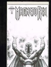 Magneto Rex #1 ~Dynamic Forces Marvel Authentix w/Coa ~ 2000 (Sealed) Wh