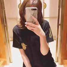 Chrome Hearts Yellow Hairy Dagger T-shirt