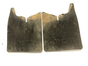 1979-1983 Toyota Pickup/Hilux Front Mud Flaps