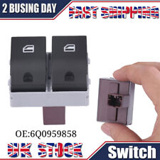 RHD Front Electric Window Switch Button Driver For VW&POLO Seat 6Q0959858A