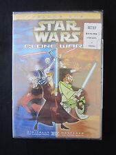 Star Wars: The Clone Wars - Season 1 First printing OOP