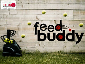 Feed Buddy Cricket Pitching Machine