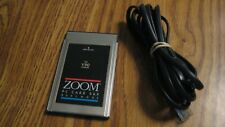 Zoom Laptop 56K Dual Mode Itu v.90 Model 2975L Fax Modem With Cord