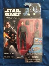 Star Wars Rogue One Sergeant Lyn Erso Imperial Disguise Hasbro Action Figure