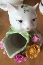Royal Albert Old Country Roses 1962 Kitty Cat  CREAMER