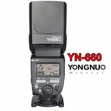 YongNuo GN66 2.4GHZ flash speedlite YN660 for Sony a7 a7ii a6000 A7R-II A7R